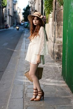 Rue des Archives. (by Louise Ebel) http://lookbook.nu/look/862527-Rue-des-Archives