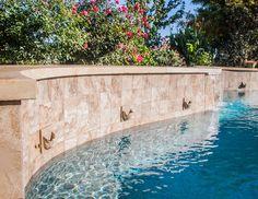 Beautiful custom pool built in Austin, Texas.  #masterpoolsofaustin #atlantisplastering #austinpoolbuilders #custompoolbuildersaustin #pools #pebbletec  #masterpoolsguild www.masterpoolsofaustin.com