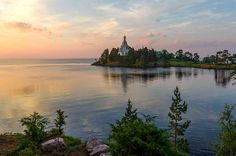 Valaam island (Валаам), Russia