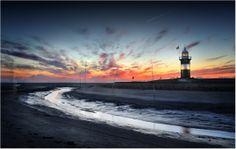 Leuchtturm Kleiner Preuße, Wremen, Cuxhaven