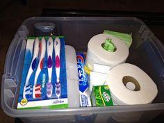 DFW Food Storage: Preparedness Tip Wednesday: 55 Preparedness Items