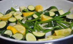Cooking with Karin: I Love This: Summer Veggies