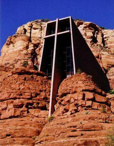 The Chapel in the Rock – Arizona USA