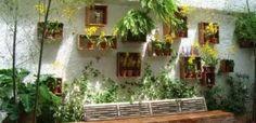 4 maneiras de decorar o quintal com material reciclado e churrasqueira