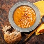 5 Superfoods for Strong Bones. Recipe for White Bean Chili.