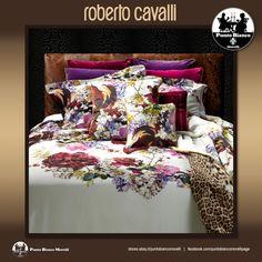 ROBERTO CAVALLI | FLORIS Trapunta primavera autunno - Quilt