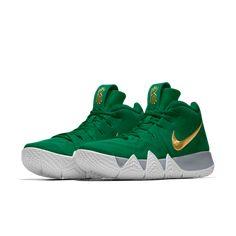 751b399d0e6e These Kyrie 4 Nike ID match the Boston Celtics  Icon Editon Nike Uniform
