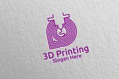 Printer Logo, 3d Printing Companies, Photos For Sale, Stock Photos, Slogan, Logo Design, Company Logo, Adobe, Prints