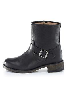 Biker Boots // hessnatur