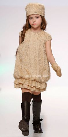 ALALOSHA: VOGUE ENFANTS: Sanmar AW' 2015 Fimi Fashion Week Madrid