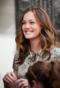 Are You Leighton Meester or Blair Waldorf? | Preppy style ...