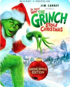 Great Christmas Movies, Christmas Tale, Grinch Stole Christmas, Christmas Vacation, Christmas Carol, Holiday Movies, Christmas Ideas, The Grinch Movie, Movie List