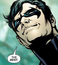 Nightwing in Infinite Crisis (2006)