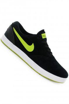 Nike SB Eric Koston 2 Shoes (black vnm green white) buy at skatedeluxe 214141c589c94