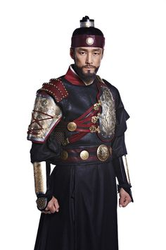 Taejo of Joseon Armor Clothing, Medieval Clothing, Historical Clothing, Historical Quotes, Korean Traditional, Traditional Fashion, Asian Style, Chinese Style, Chinese Armor