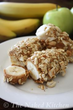 Throwback Thursday: Toasted Banana Breakfast Roll