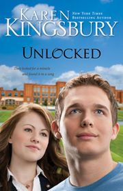 Unlocked by Karen Kingsbury: the best book I have read! So inspiring! Especially when you have siblings with special needs!