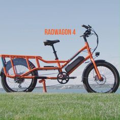 Electric Cargo Bike, Best Electric Bikes, Cheap Electric Bike, Cool Bicycles, Cool Bikes, Brompton, School Bus Camper, Velo Cargo, Power Bike