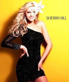 Sherri Hill @aformalaffairga OR shop with us at http://dressshop.aformalaffair.net/