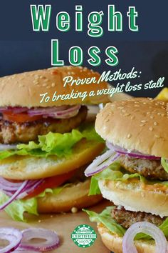 How to break a weight loss stall with the keto diet to get back to your weight loss and health goals with ease. I'm gonna share with you 4 proven methods to kick start your weight loss in the right direction. #ketodiet #ketogenicdiet #weightloss Grilled Hamburger Recipes, Grilled Turkey Burgers, Lamb Burgers, Stuffed Burgers, Best Burger Recipe Ever, Juicy Burger Recipe, Burgers And More, Burger Toppings, Whole Food Diet