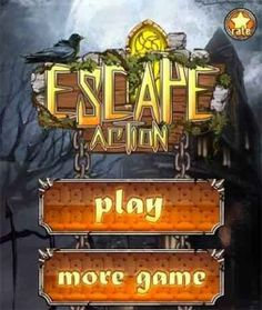 Escape Action Android Game Description: Escape Action is one of the free puzzle games on Android, that is playable on mobile devices as well as on your tablets. You  are required to solve all the challenging puzzles to win the game and to escape the rooms.Being a security expert you are specializing in testing the reliability of  the maximum security prisons. Your duty is to exploit the weaknesses of all prisons and escape without any hitch.