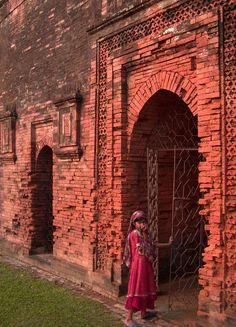 Chunakhola Mosque, Bagerhat, Bangladesh