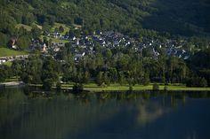 Village de Loudenvielle (French Pyrénées), via Flickr.
