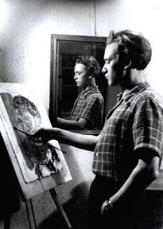 Gerhard Richter,1960.    IDOL.