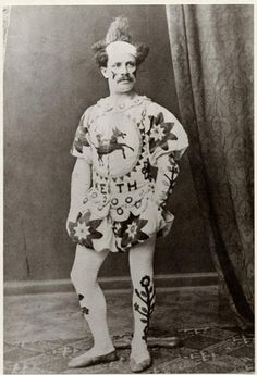 Charlie Keith was admired both as a performer and as a circus owner. A Manchester newspaper described him as 'A little man but a great clown: in fact the King of Clowns'.
