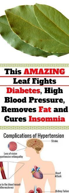 This AMAZING Leaf Fights Diabetes, High Blood Pressure, Removes Fat and Cures Insomnia! Read About This!!!!
