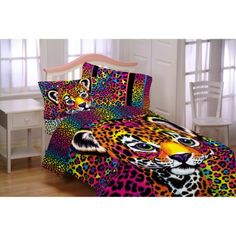 Wild Side Comforter Set by Lisa Frank   Hayneedle