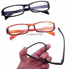 Alleviate blurry-eye(s) and presbyopia symptoms. Bendable glasses fit in your pocket, murse or purse. Fashionably-unisex spec's make easy year-round gifting Covert Cameras, Eye Prescription, Poster Store, Reasons To Smile, Glasses Frames, Reading Glasses, Black And Brown, I Am Awesome, Unisex