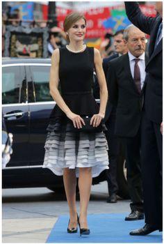 Los mejores looks de Letizia como reina-Comenzamos el miércoles rodeados de estilo y belleza real. Hace tiempo que estábamos deseando reco ...