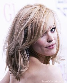 Rachel McAdams Hair Been Turning Heads Lately