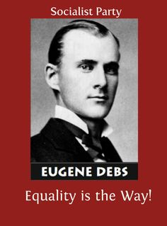 Eugene Debs and the kingdom of evil - New Cold War: Ukraine and Beyond