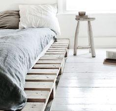 home inspiration: DIY PALLET FURNITURE | bellaMUMMA