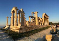 Aphaia, Grecia