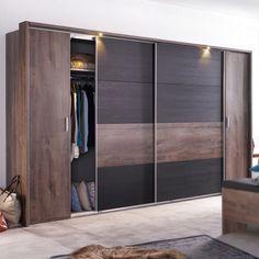 Bedroom wardrobe design with sliding doors ideas 49 Wardrobe Interior Design, Wardrobe Design Bedroom, Bedroom Bed Design, Diy Wardrobe, Bedroom Furniture Design, Furniture Ideas, Furniture Stores, Inexpensive Furniture, Furniture Websites