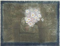 MORRIS GRAVES, SPRING BOUQUET NO. 2 (WILD STRAWBERRY FLOWERS), 1975