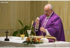 Pope: Salvation is a humble heart that trusts God