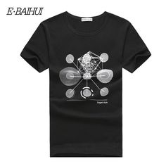 Summer style men's fashion t shirts men Clothing Swag Men T-shirts casual tops tees man t shirt