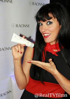 Racinne Cosmetics,Camille Solari, Glam In La La Land, Hollywood Improv by Real TV Films, via Flickr