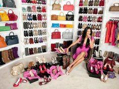 Kimora Lee Simmons.  #DREAMCLOSET  #LILLYSKLOSET