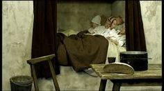 slapen zoals vroeger ,in de bedstee