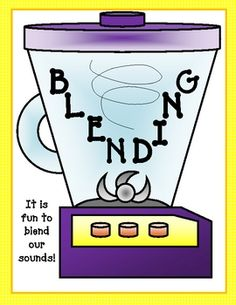 FREE - Blending Lesson Plan