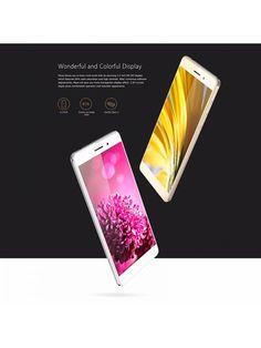 Bluboo Maya Smartphone (Gold)