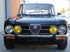 1974 Alfa Romeo Giulia Super