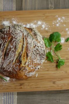 The Very Best Handmade Rustic Farm Bread
