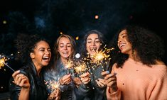 21 Instagram Captions For Fireworks Pics This New Year's
