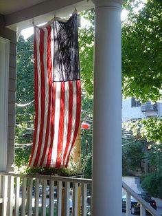 4th of July, patriotic, American flag